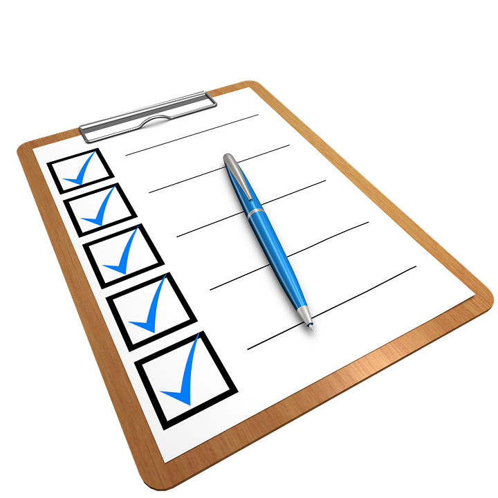 checlists